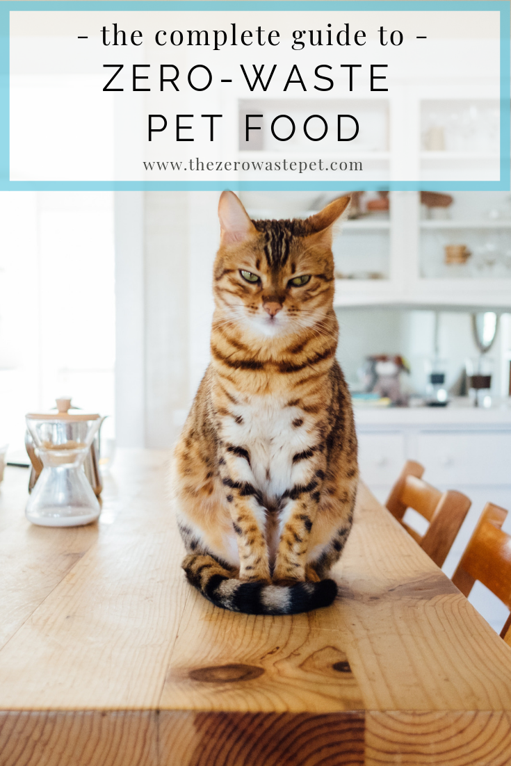 The Complete Guide to Zero-Waste Pet Food